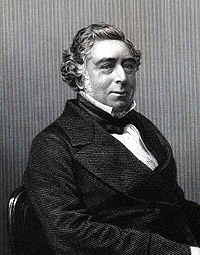 Portrait of Robert Stephenson