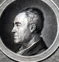 Portrait of Johann Georg Sulzer