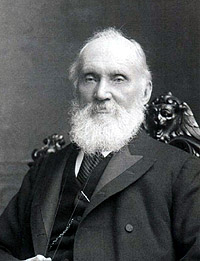 Portrait of William Thomson, Baron Kelvin