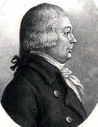 Portrait of Martin Vahl