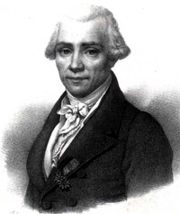 Portrait of Louis Nicolas Vauquelin