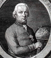 Portrait of Georg, Freiherr von Vega