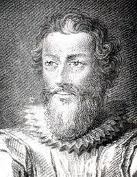 Portrait of François Viète