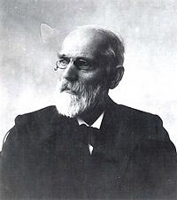 Portrait of Johannes Diderik van der Waals