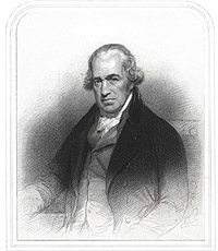 Portrait of James Watt