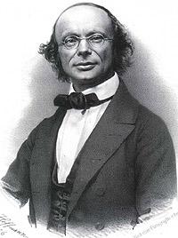 Portrait of Wilhelm Eduard Weber