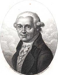 Portrait of Abraham Gottlob Werner