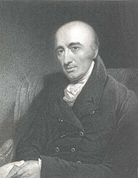 Portrait of William Hyde Wollaston