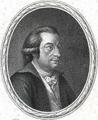 Portrait of Franz Xaver Freiherr von Zach