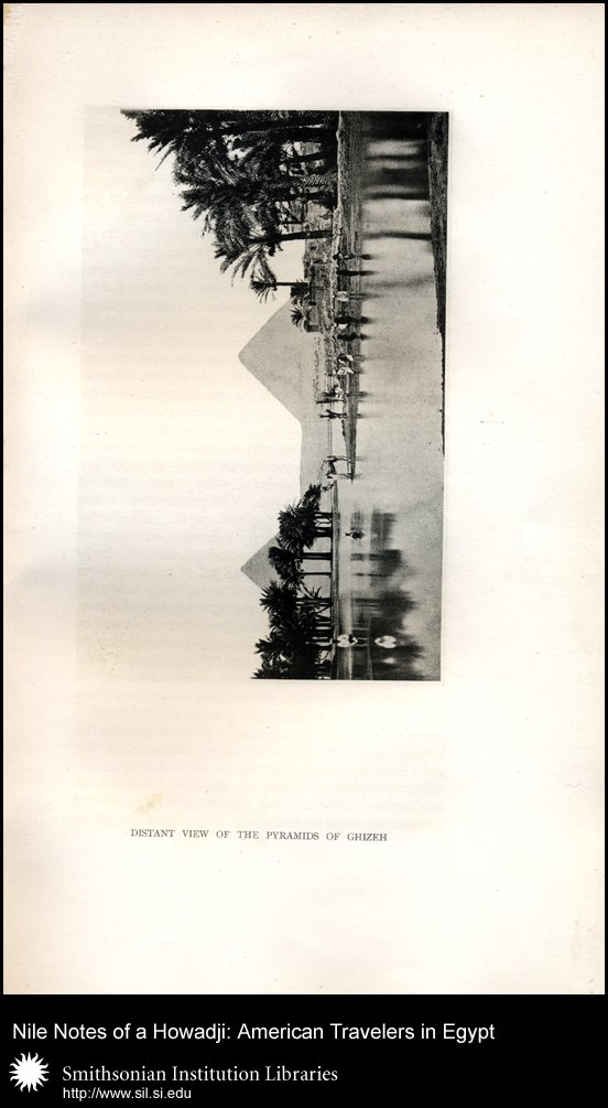 Photograph of the pyramids (after p. 20),  Image number:sil28-52-04
