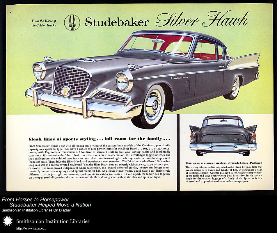 Studebaker Silver Hawk,  Image number:SIL28-38-01