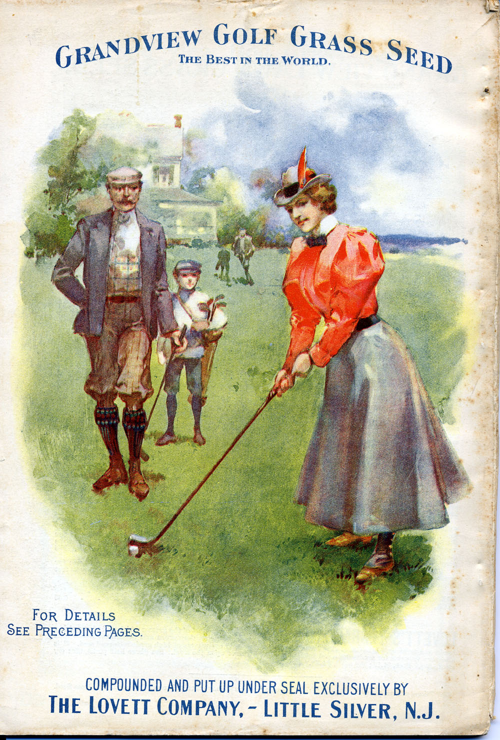 The Lovett Co., Lovett's Guide (1898), Little Silver, NJ