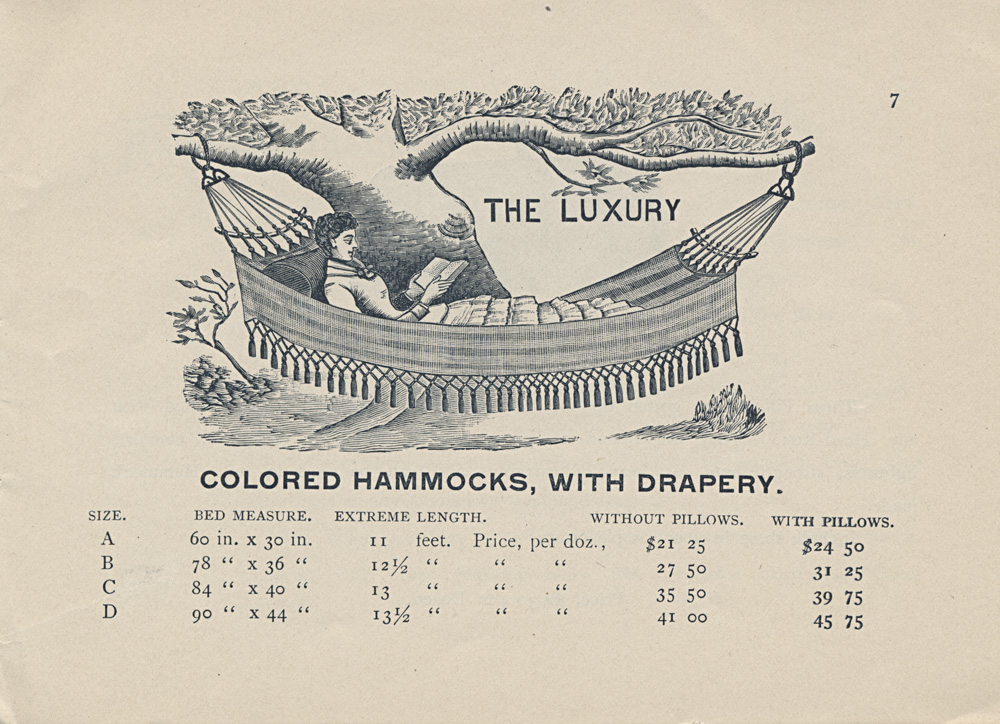 The Luxury Colored Hammocks with Drapery,  Image number:SIL-038-48-08