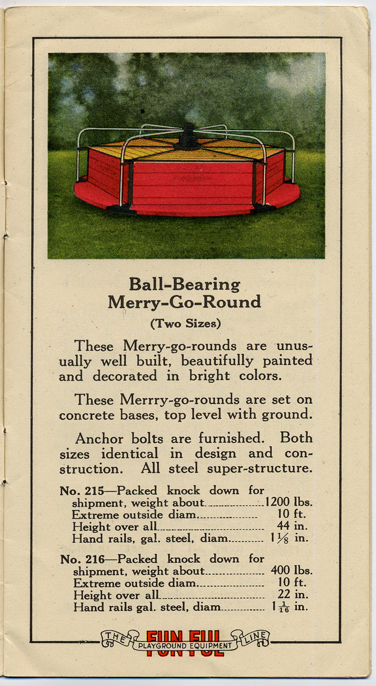 Ball-Bearing Merry-Go-Round,  Image number:tl005-01-05