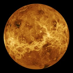 Images of Venus: The Surface of Venus