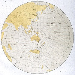Atlas to part II of the papers relating to the transit of Venus in 1874