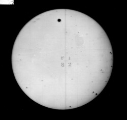 Images of Venus: Venus in Transit
