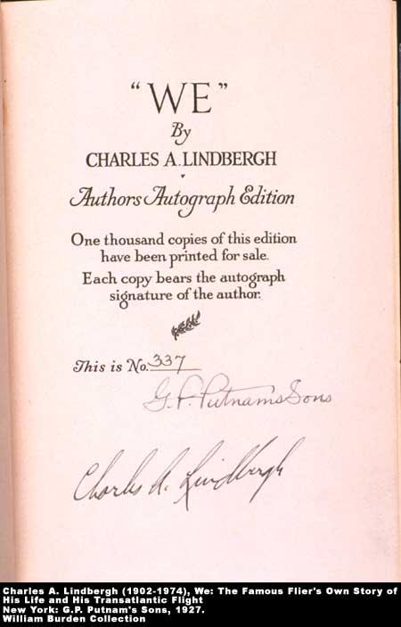 ,  Image number:1-27-Lindbergh