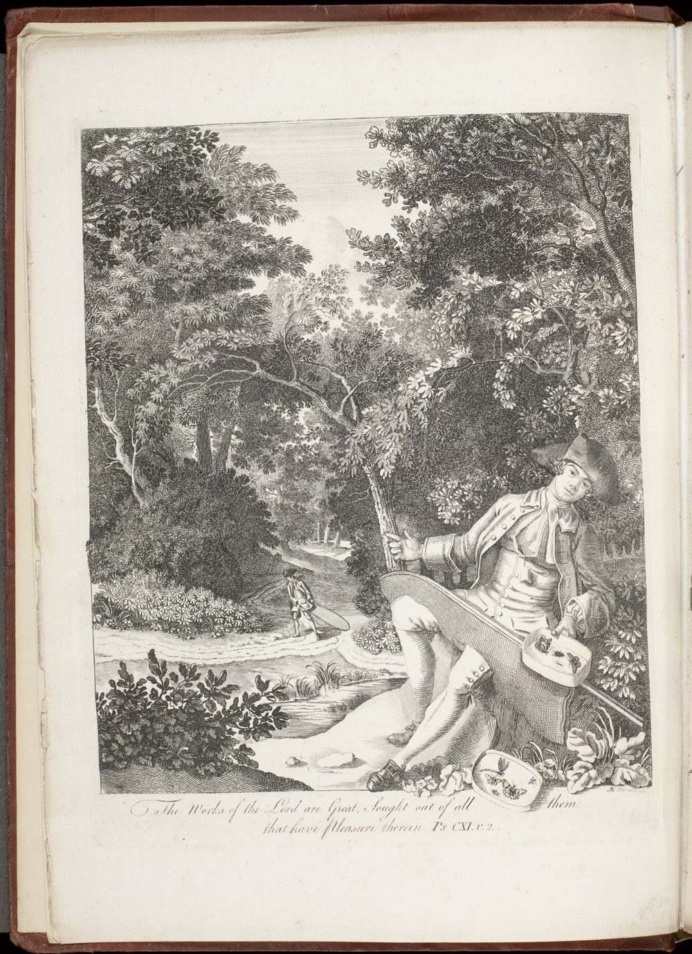 Frontispiece: Butterfly collectors,  Image number:SIL21-18-001