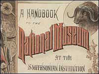 Hand-book to the National Museum, under direction of the Smithsonian Institution