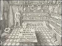Museum Wormianum; seu, Historia rerum rariorum, tam naturalium, quam artificialium, tam domesticarum,  quam exoticarum . . .