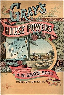 Gray's Horse Powers