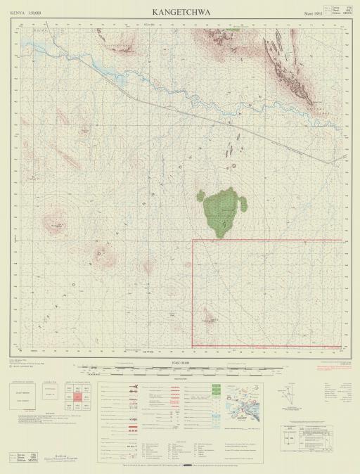 Map of Kangetchwa