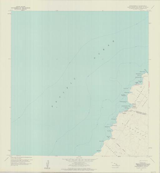 Map of Anaehoomalu