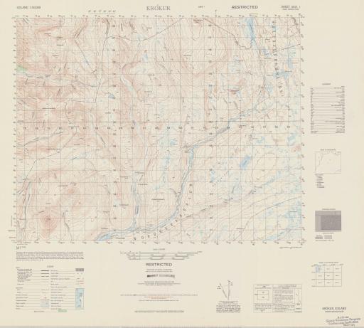 Map of Krokur
