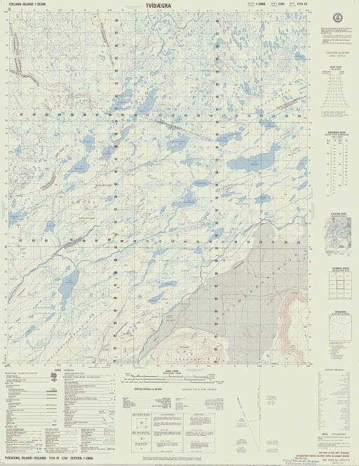 Map of Tvidaegra