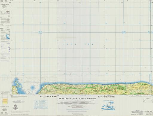 Map of Waru