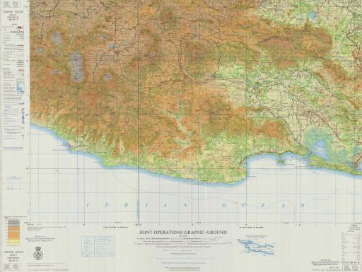 Map of Garut