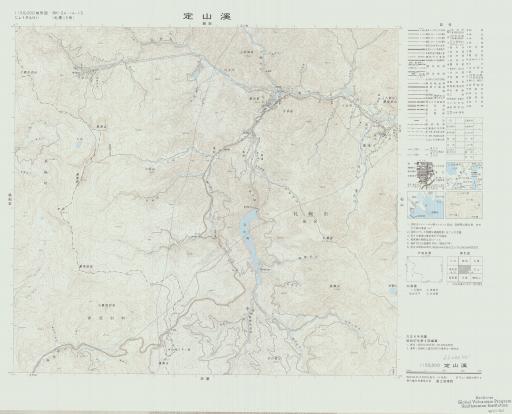 Map of Jozankei