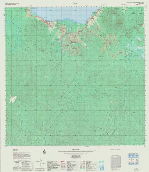 Map of Dagi
