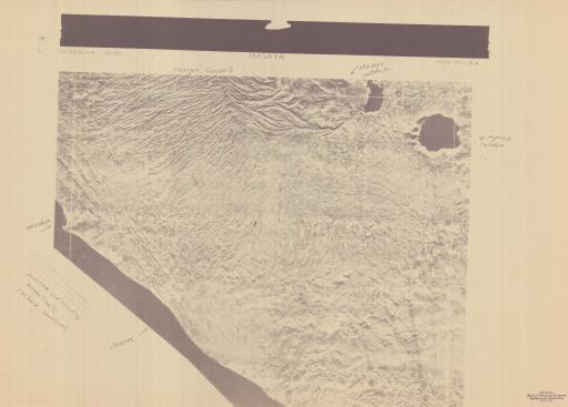 Map of Masaya