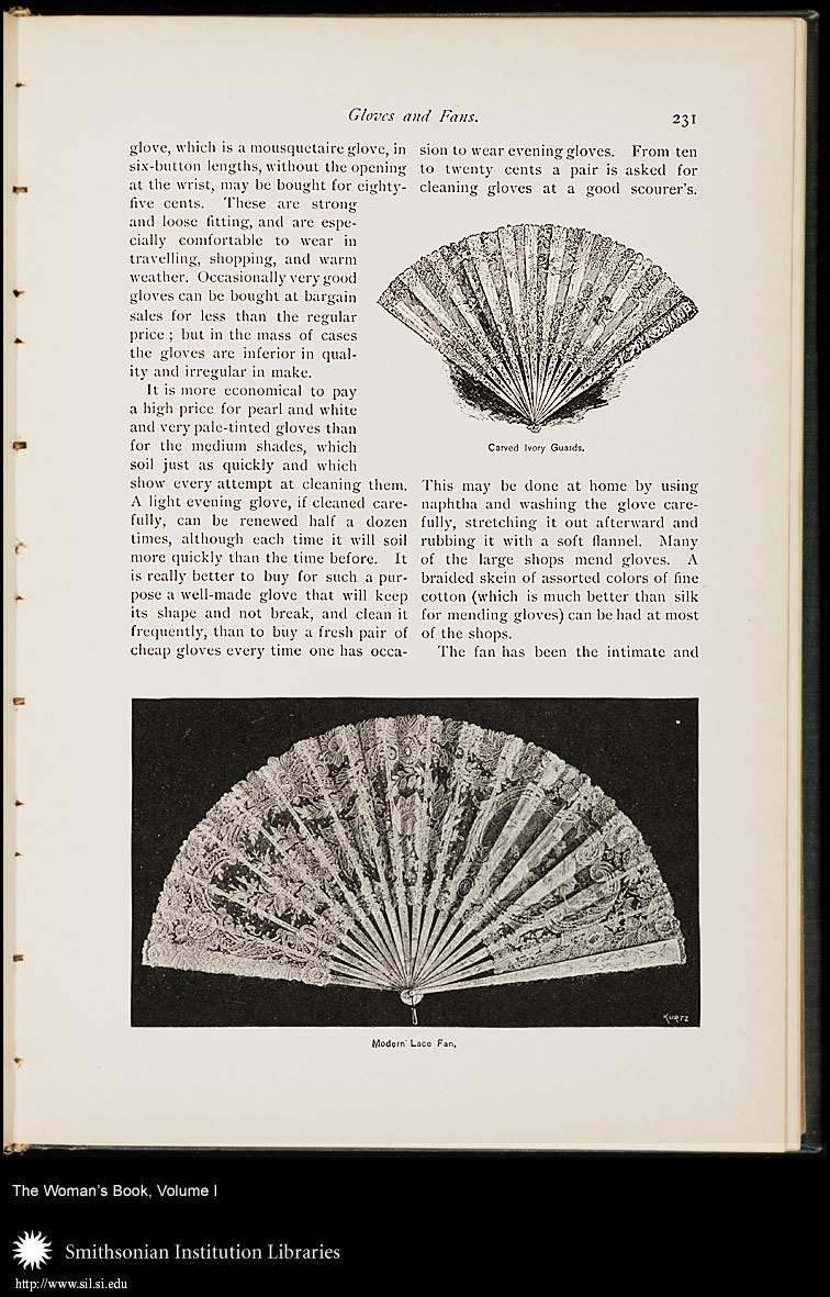 Fashionable Fans,  Image number:sil7-85-03a