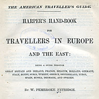 Harper's Hand-book for Travellers in Europe and the East