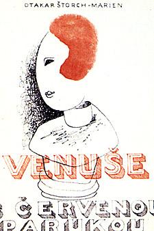 Venuše s červenou parukou. Mysterium-revue o čtrnácti zastavenich