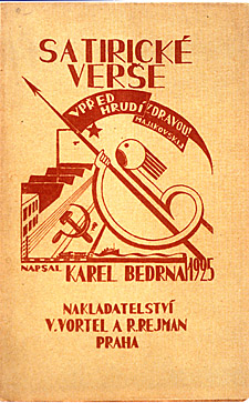Czech Book Covers Of The 1920 S And 1930 S
