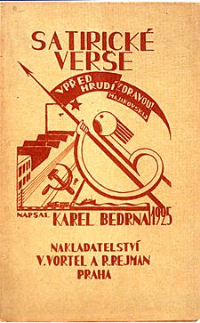 Satirické verše. Z roku 1924