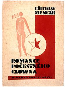 Romance počestného clowna. Sbírka milostné lyriky z let 1925-1929