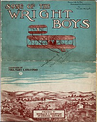 Song of the Wright Boys