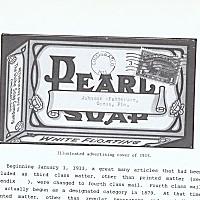 U.S.  parcel post, a postal history