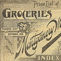 Price List of Groceries