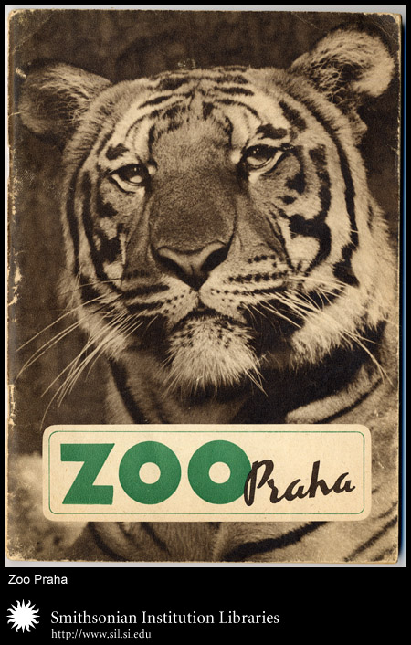 Cover, with Tiger,  Image number:sil24-038-02